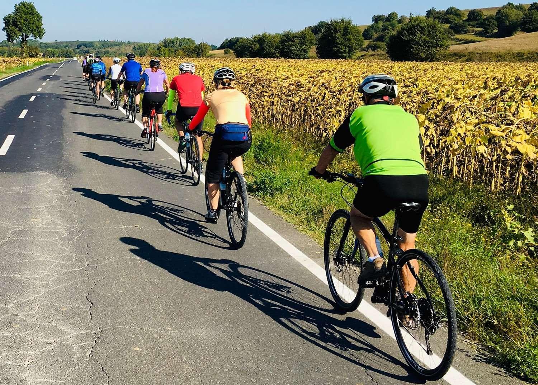 Tour bicicletta Cortona Montepulciano