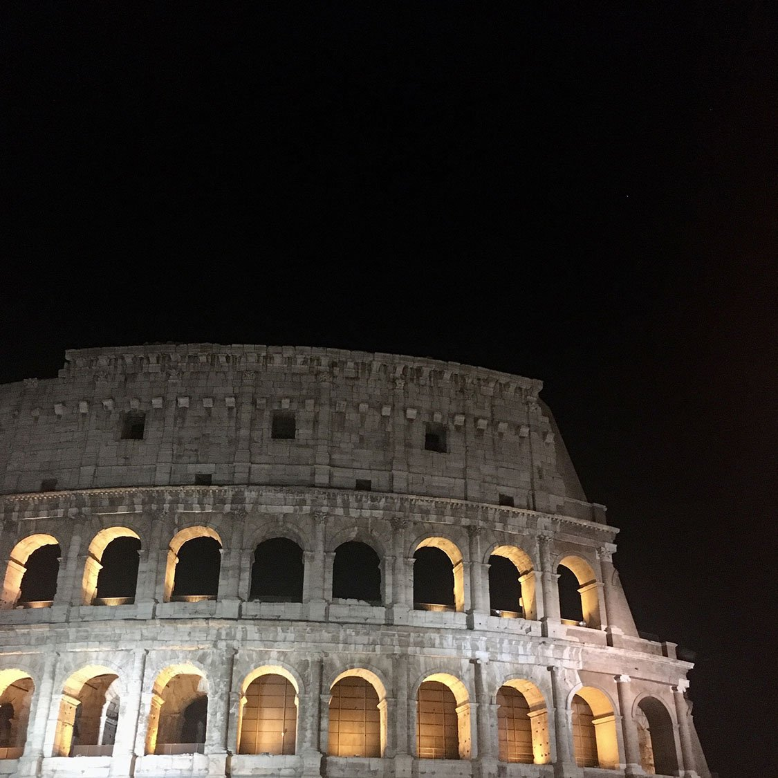 Colosseum gravel tour Siena Roma